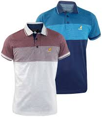 New Polo T Shirt Designs Details About Mens T Shirts Kangol Pk Polo Shirt Contrasted T Shirt Tops Multi Color S 2xl