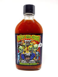 Alien anal probe hot sauce