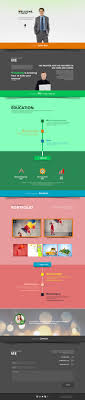 beauty creative resume portfolio psd template creativecrunk beauty creative resume portfoilo psd template
