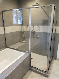 medium size of bathtub doors frameless sliding shower complete enclosure cost bathroom enclosures glass stall industrial