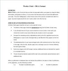 Mla Heading Essay Mla Format For Essays Title Page Template Lovely Format Essay