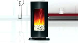 electric freestanding fireplace logs flame electric fireplace insert