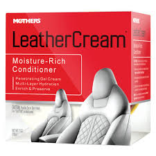 all in one leather caremothers 7 oz moisture rich conditioner
