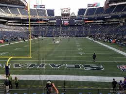 Centurylink Field Section 147 Seattle Seahawks
