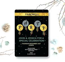 farewell invitation cards designs handmade free templates wedding birthday dinner reunion farewell invitation cards handmade party flyer template