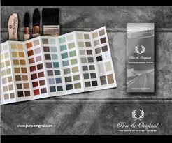Yolo Paint Color Chart Earth Stone Paint Color