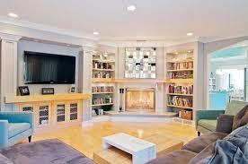Corner Fireplace Ideas: Art Deco Influence