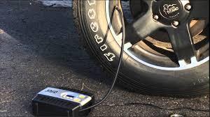 tire inflator gas station. tire inflator gas station