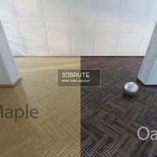 floore maple oak 2016 762 3dmodel 3dbrute