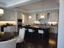 Small Picture Hardwood Flooring vs Tile in the Kitchen