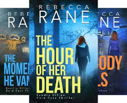 Kendra Dillon Cold Case Thriller (3 book series) Kindle Edition