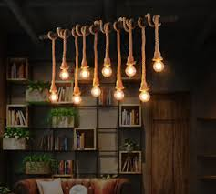 Pendant lighting for restaurants Pendant Lamp Image Is Loading Loftretroceilinglamppiperopependantlights Ebay Loft Retro Ceiling Lamp Pipe Rope Pendant Lights Restaurant