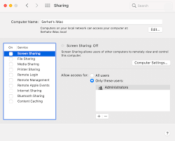 Your Screen is Being Observed on Mac, Fix - macReports