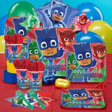 Pj Mask Party Decorations PJ Masks Birthday Party Supplies Party Supplies Canada Open A Party 6