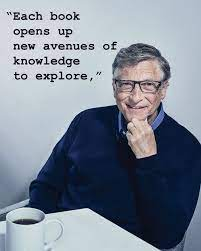 This is how Bill Gates read books | Bill gates quotes, Dad quotes, Wise  quotes