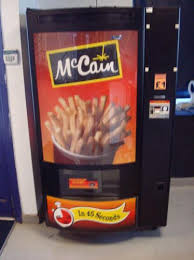 French Fry Vending Machine Beauteous Vending Machine OnceforallUs Best Wallpaper 48