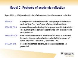 critical reflective writing  11