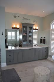 Bathroom Countertops 17 Best Ideas About Grey Bathroom Cabinets On Pinterest Grey