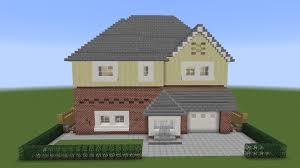 Minecraft Pe Bedroom Minecraft 3 Bedroom House