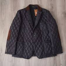 Barbour Morley Mens Diamond Quilted Blazer Sports Casual Jacket 44 ... & Image is loading Barbour-Morley-Mens-Diamond-Quilted-Blazer-Sports-Casual- Adamdwight.com