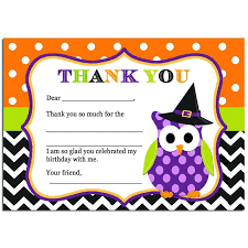 purple note cards halloween note cards purple owl thank you notes by that party chick