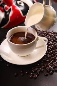 Newborn babies only drink milk every day and. Milk Coffee Wikipedia