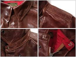 contract chevron zipper red silk lining flight jacket rough wear leatherette jacket br80475