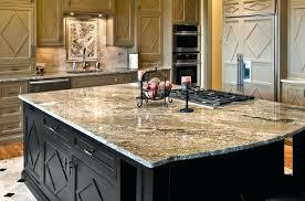 black kitchen island with granite top s oak kitchen island granite top