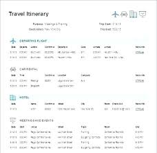 Business Trip Planner Excel Tsurukame Co