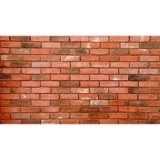 side walls rock old brick tile length