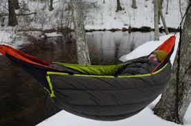 Winter Sleeping Swings