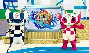 Mascota de los juegos olimpicos japon 2020. Estas Son Las Mascotas De Los Juegos Olimpicos Y Paralimpicos De Japon 2020