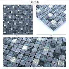 Bedroom Tiles Price Wall Glass Box Design Blue Natural Stone Mix Glass  Mosaic Tiles Design And