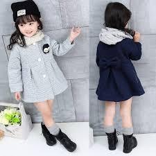 no 10 19 is in stock now kids coat girls trench code long
