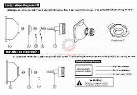 wiring diagram for led headlights wiring image cree led headlight wiring diagram jodebal com on wiring diagram for led headlights