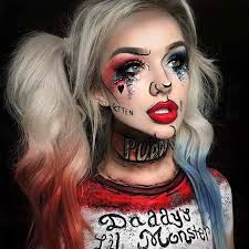 show off your scary side with our collection of easy makeup looks all friends will be