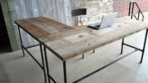 iron pipe furniture. Iron Pipe Desk Home Building Furniture With Plumbing The Pros And Cons Intended For 5 N
