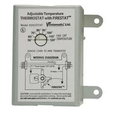 ventamatic cool attic 10 amp programmable thermostat with firestat 5 Wire Thermostat Wiring Diagram at Attic Heat Pump Thermostat Wiring Diagram