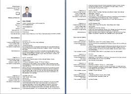 Writing Curriculum Vitae Awesome CV Writing Sample Templates Dubai Forever Com Curriculum Vitae