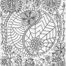 Coloring Pages Yin Yang Kids Drawing And Coloring Pages Marisa