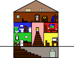 house stairs clipart. Unique House Staircase Basic House To House Stairs Clipart A