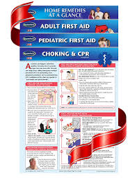 Cpr Chart 2016 Amazon Com First Aid Charts 4 Laminated Medical First