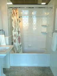 tile around bathtub ideas tub shower combo round designs scintillating skirt aro tile around