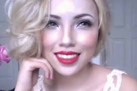 watch amazing you makeup artist transforms herself into johnny depp scarlett o hara makeup you and johnny depp