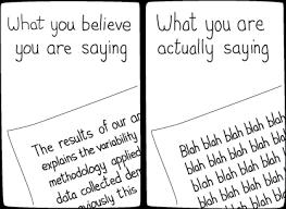 Scientific Writing Exercises In Scientific Writing Winter 2012