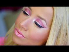 barbie makeup tutorial