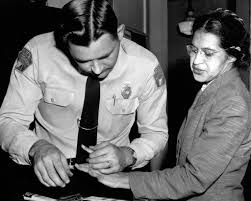 the help hollywood s movie on civil rights era the new york times two months after she refused to give up her seat to a white passenger on a bus on dec 1 1955 rosa parks is fingerprinted by police in montgomery ala