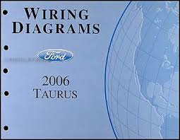 ford taurus wiring diagrams manual original