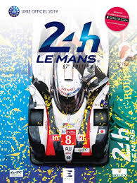The Official 2019 24 Hours Of Le Mans Annual Available 6