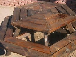 dazzling round picnic table plans 31 hqdefault